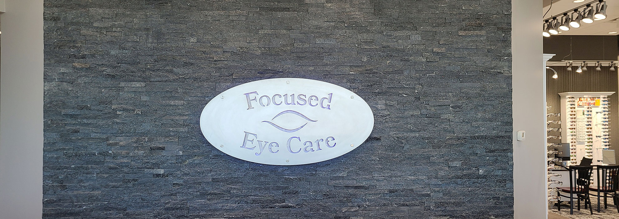 Focused Eye Care Front Desk